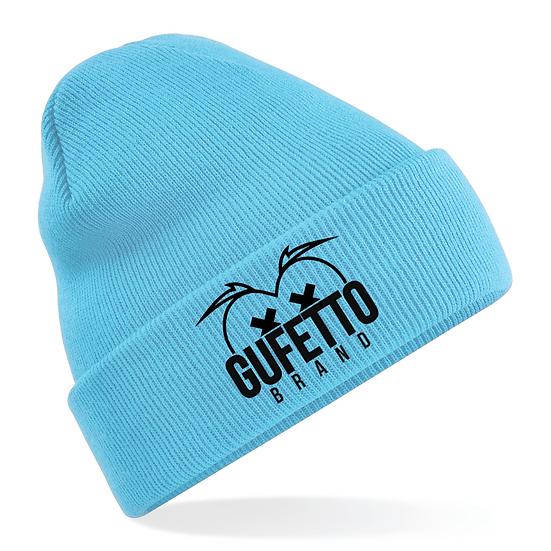Cappellino Gufetto Brand Mountain Celeste pastello