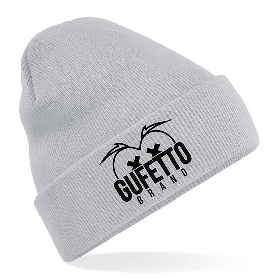 Cappellino Gufetto Brand Mountain Grigio Stone