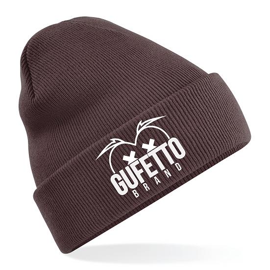 Cappellino Gufetto Brand Mountain Marrone