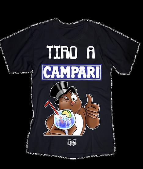 T-shirt Uomo Tiro A...