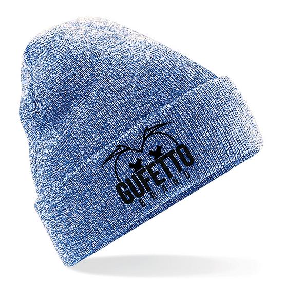 Cappellino Gufetto Brand Mountain Blue acqua
