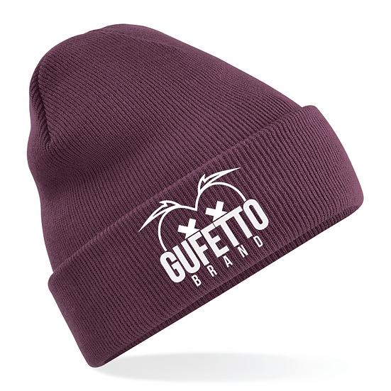 Cappellino Gufetto Brand Mountain Prugna
