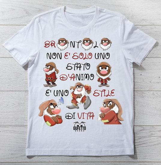 T-shirt Donna BRONTOLO ULTIMATE ( B26106 )