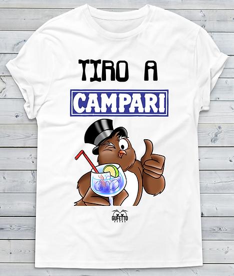 T-shirt Donna Tiro A...