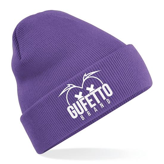 Cappellino Gufetto Brand Mountain Viola