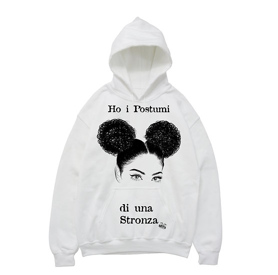 Felpa donna Postumi ( N294 )