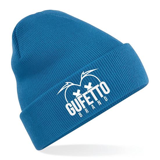 Cappellino Gufetto Brand Mountain Blue pastello