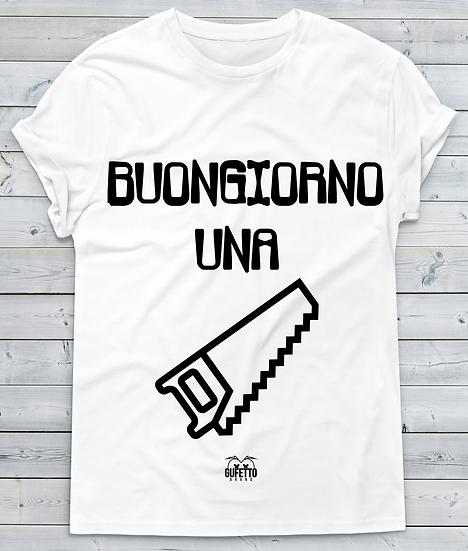 T-shirt Donna Buongiorno