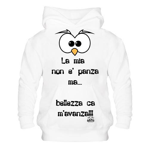 Felpa donna Panza