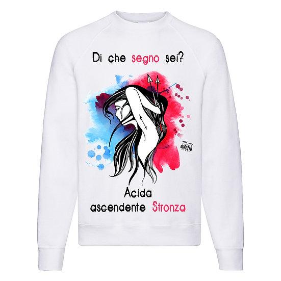 Felpa Classic Donna SEGNO ( S3297 )