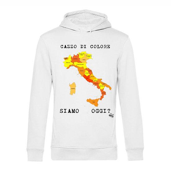 Felpa donna COLORE ( C374134 )