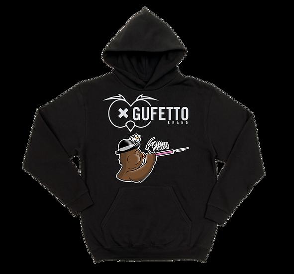 Felpa donna Gufetto Brand GufettaEdition