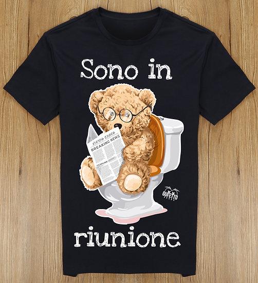 T-shirt Uomo RIUNIONE ( B5000 )