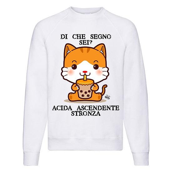 Felpa Classic Donna ACIDA ( A63952 )