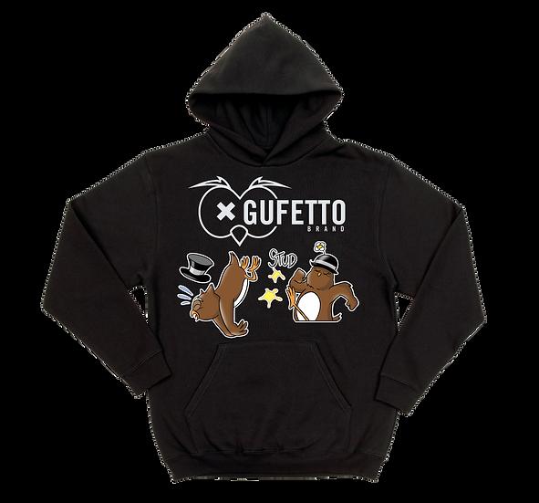 Felpa uomo Gufetto Brand Gufo e Gufetta Edition