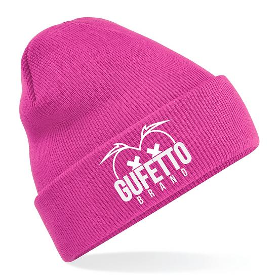 Cappellino Gufetto Brand Mountain Fucsia B