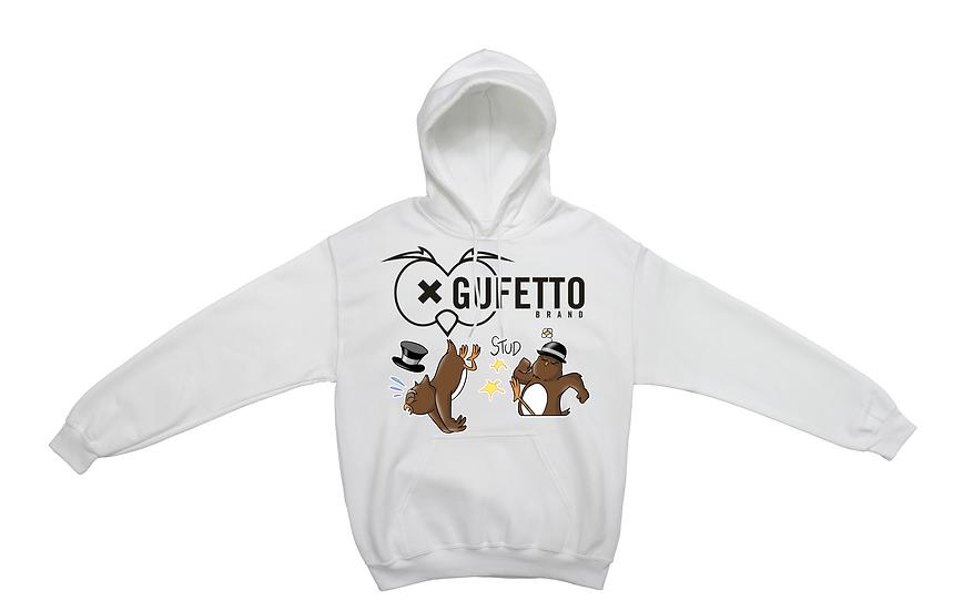 Felpa donna Gufetto Brand Gufo e Gufetta Edition