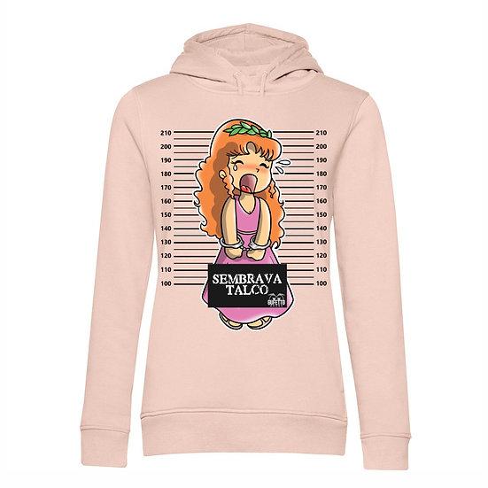 Felpa donna Pink Edition TALCO 2.0 ( T81395 )