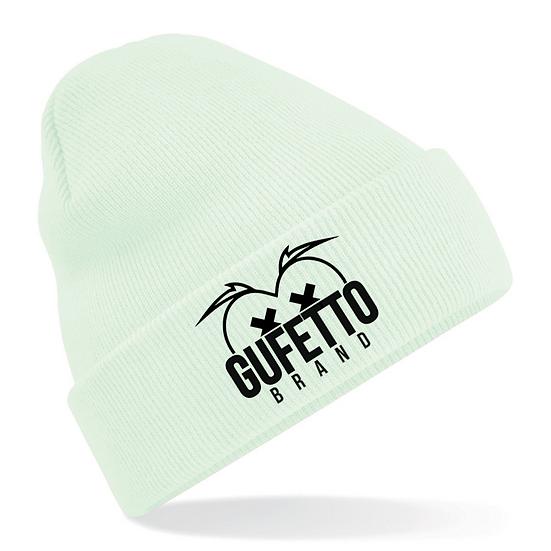 Cappellino Gufetto Brand Mountain Verde Acqua