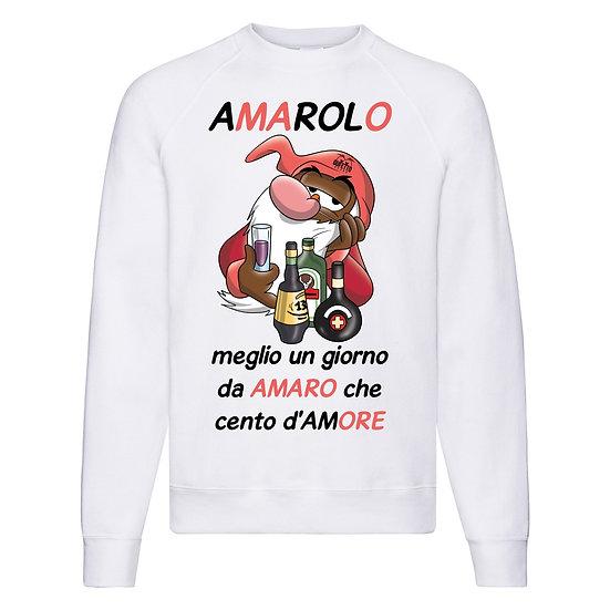 Felpa Classic  Uomo Donna I 7 Nani del dopo Pranzo AMAROLO ( A47152 )