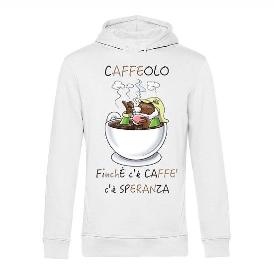 Felpa donna I 7 Nani del dopo Pranzo CAFFEOLO ( C92356 )
