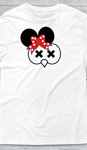 T-shirt personalizzata con foto Gufetta Fiocco