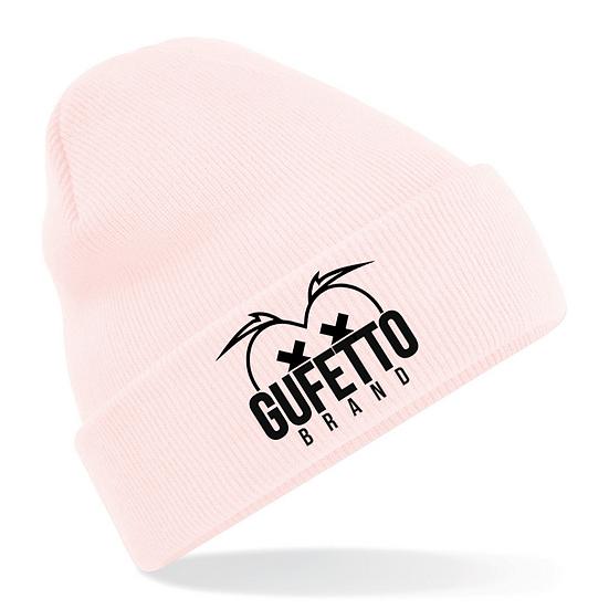Cappellino Gufetto Brand Mountain Rosa pastello