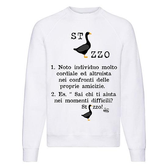 Felpa Classic  Uomo Donna St-zzo ( L521 )