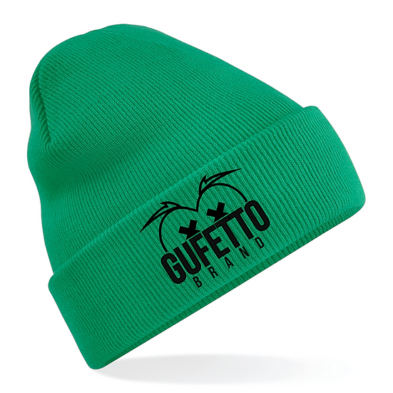 Cappellino Gufetto Brand Mountain Green