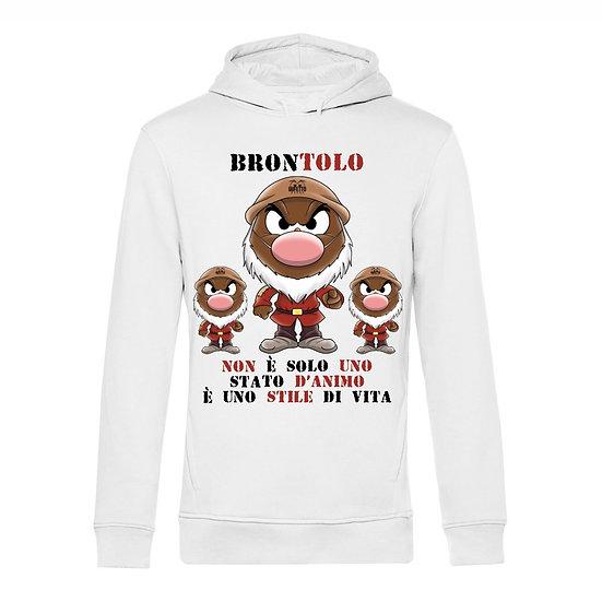 Felpa donna BRONTOLO 5.0 ( B48164 )