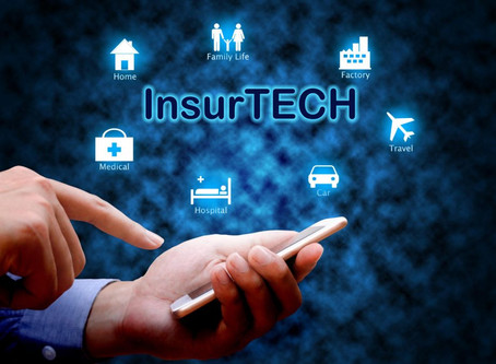 Insur Tech การให้บริการประกันภัยที่ง่าย และครบวงจรของโลกอนาคต