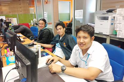 Infrastructure staffs