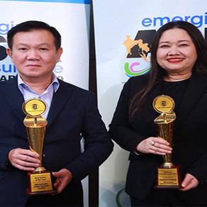 ทีคิวเอ็มรับ 2 รางวัลงานประกาศรางวัลประกันภัยภูมิภาคเอเชีย ประจำปี 2562