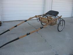 Horse Size Show Cart
