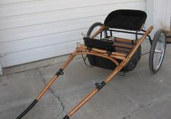 Open Arch Show Cart