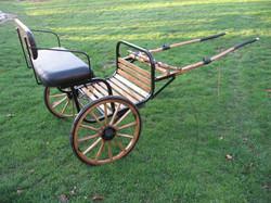 Wooden Wheel Ez Entry