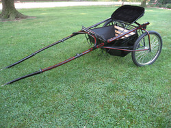 Closed Arch Show Cart
