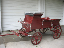 Mini Hitch Wagon