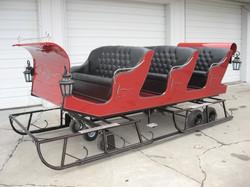 Three Seater Sleigh