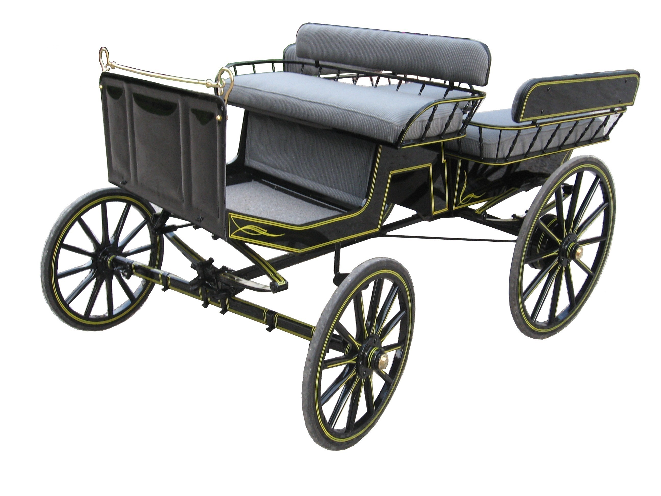 Spendle Seat Wagonette