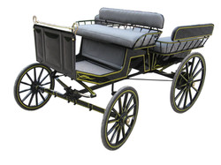 Spendle Seat Wagonette