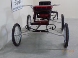 "Mini Viceroy With 20"" Chrome Wheels"