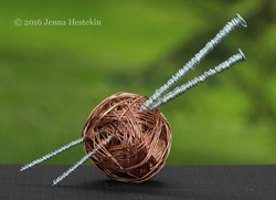 Ball of Yarn ~ Commission - Sold