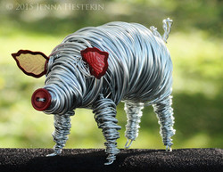 Pig ~ Commission - Sold
