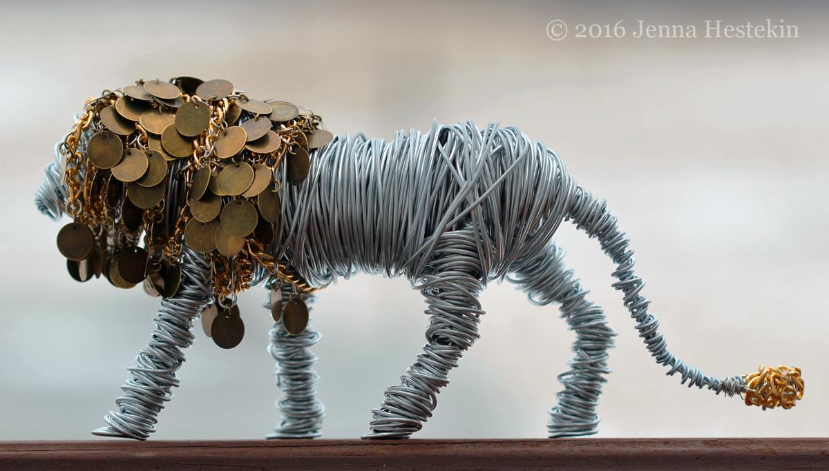 Lion ~ Sold