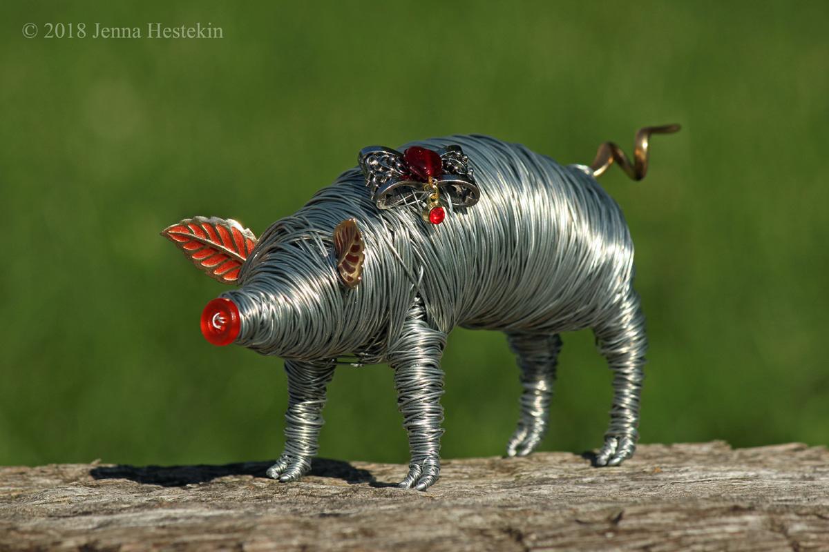 Nickel Pig