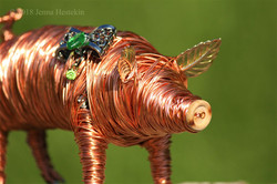 Penny Pig ~ Sold