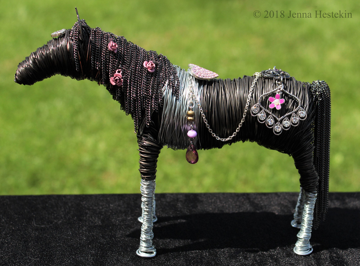 Miniature Horse ~ Commission - Sold