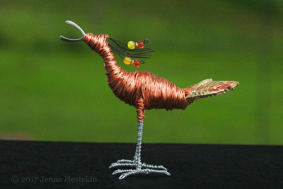 Copper-Doodle-Doo ~ Sold