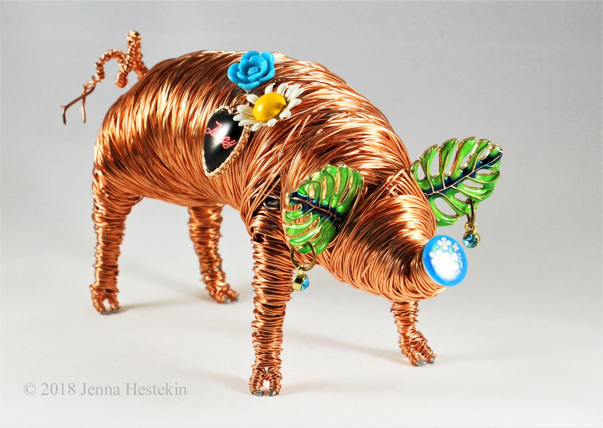 Hog Wild ~ Sold